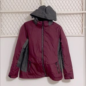 FREE COUNTRY Radiance 2-in-1 Winter Snow Jacket